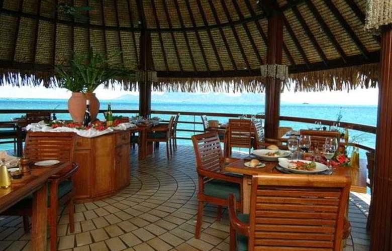 Intercontinental Tahiti Resort - Terrace - 9