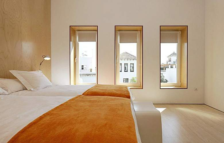 Domus Selecta Boutique Hotel Holos - Room - 4