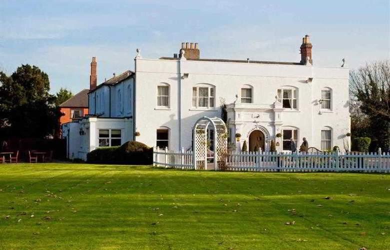 Mercure Milton Keynes Parkside House - Hotel - 10