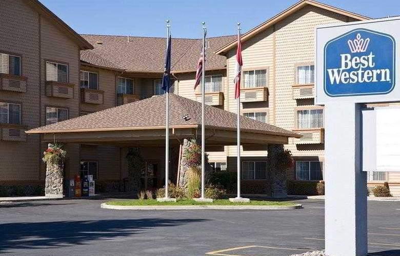 Best Western Rocky Mountain Lodge - Hotel - 0