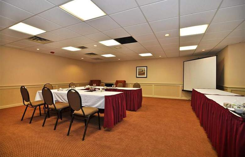 Best Western Charlottetown - Conference - 86