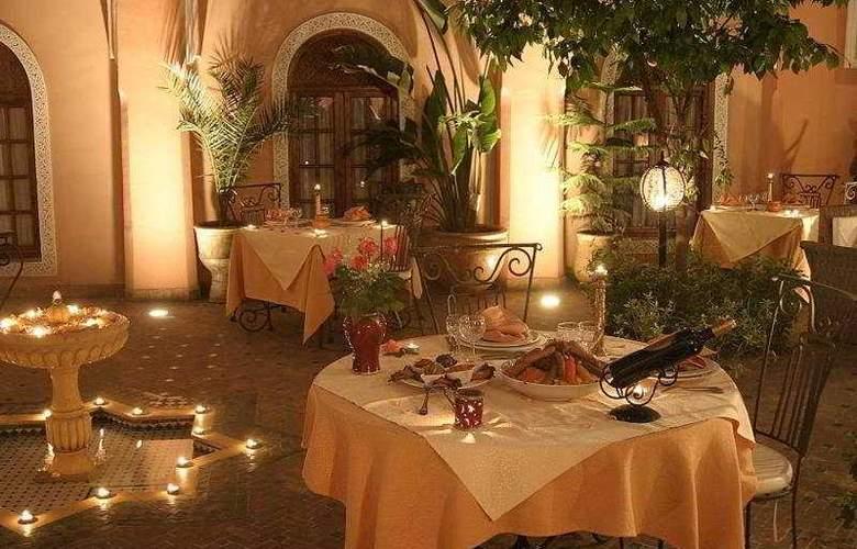 Riad Amina - Restaurant - 6