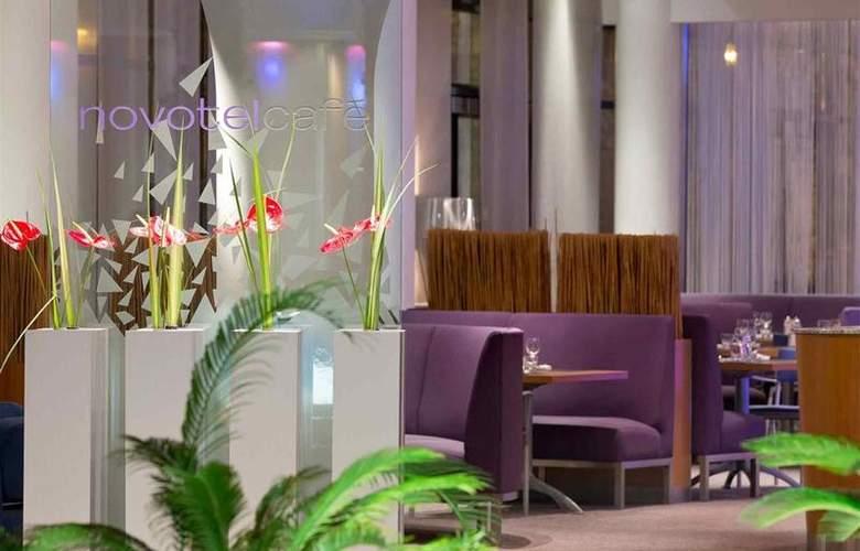 Novotel Convention & Wellness Roissy CDG - Restaurant - 92