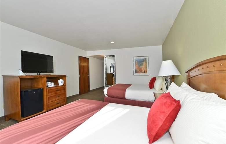 Best Western Red Hills - Room - 82