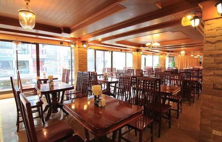Bangkok Residence Patong - Restaurant - 12