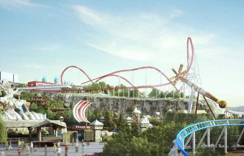 Vialand Palace Amusement Park Hotel - Sport - 13