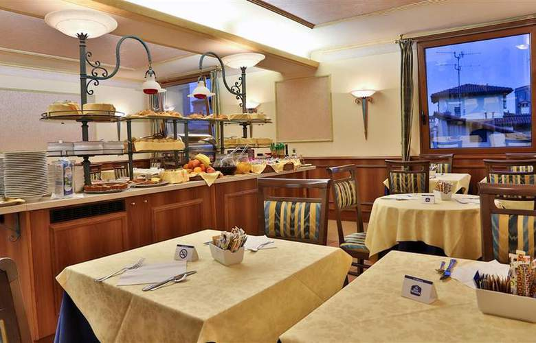 Best Western San Donato - Restaurant - 19