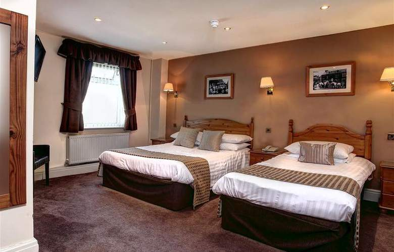 Best Western Bolholt Country Park - Room - 3