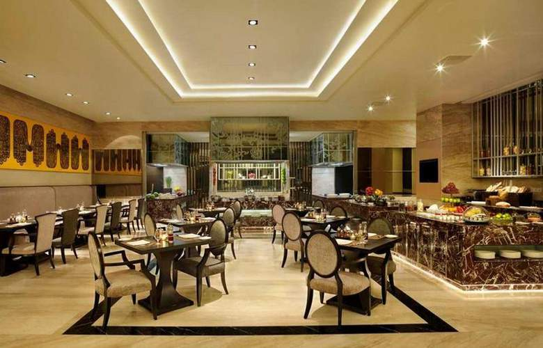 DoubleTree by Hilton Bangalore Outer Ring Road - Restaurant - 21