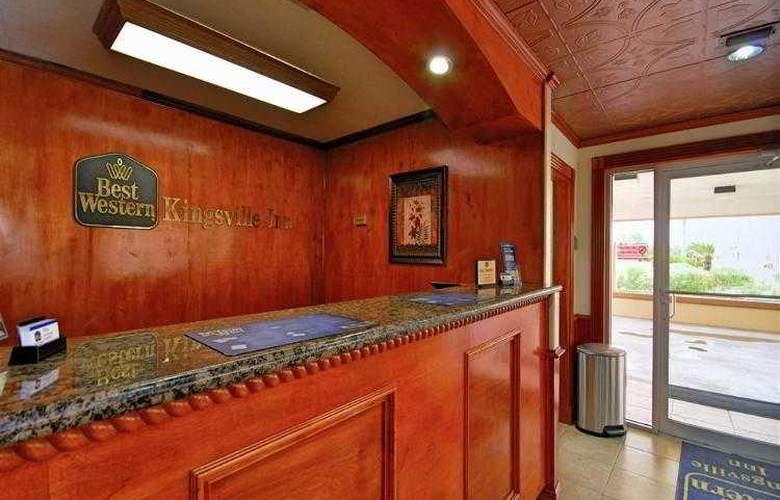 Best Western Kingsville Inn - Hotel - 60
