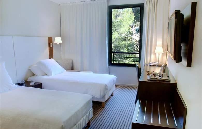 Best Western Hotel De L´Arbois - Room - 12