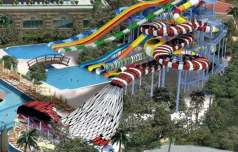 Crystal Sunset Luxury Resort & Spa - Pool - 18