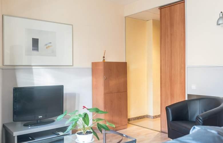 Sata Apartamentos Park Guell Área - Room - 11