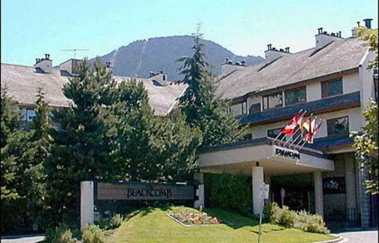 Whistler Blackcomb Lodge - General - 1