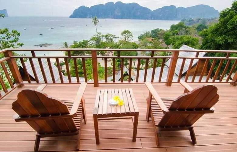 Phi Phi The Beach Resort - Terrace - 20