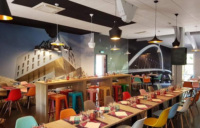 Brit Hotel Confort Lyon Nord Dardilly - Restaurant - 4