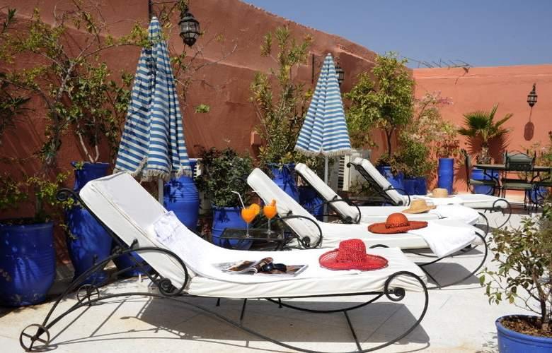 Riad Shaden - Terrace - 9