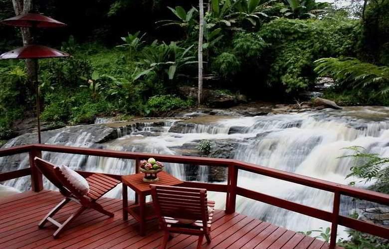 Sukantara Cascade Resort - Terrace - 7