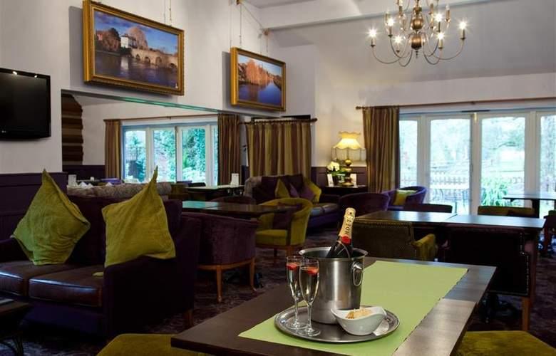 Best Western Henley Hotel - Restaurant - 123