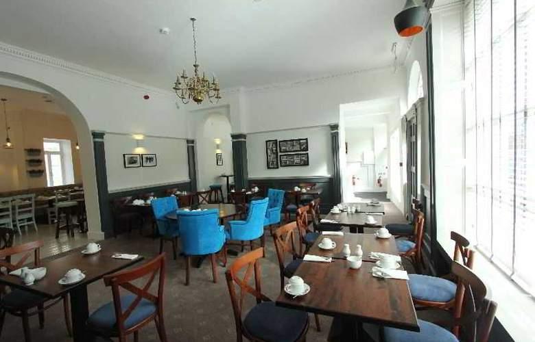 The Castle Hotel - Restaurant - 19