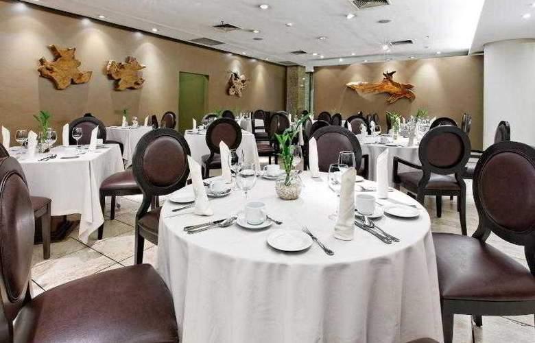 Crowne Plaza Asuncion - Restaurant - 26