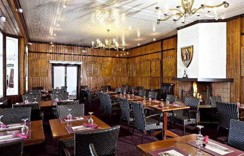 Best western Golf Hotel De Valescure - Restaurant - 21