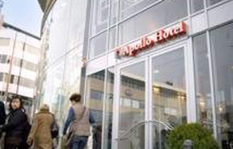 Apollo Hotel Utrecht City Centre - Hotel - 0
