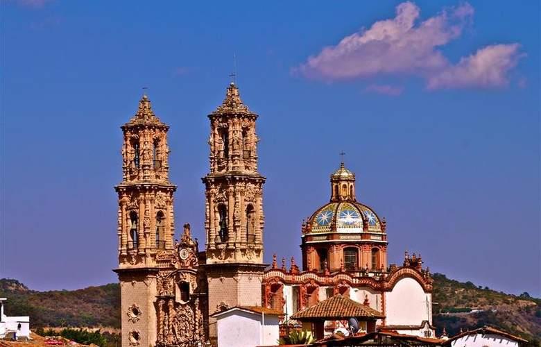 Best Western Taxco - Hotel - 23