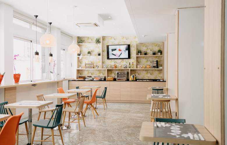 Soho Boutique Bahia Malaga - Meals - 3