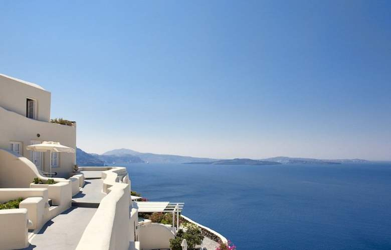 Canaves Oia Suites Apartments - Hotel - 0