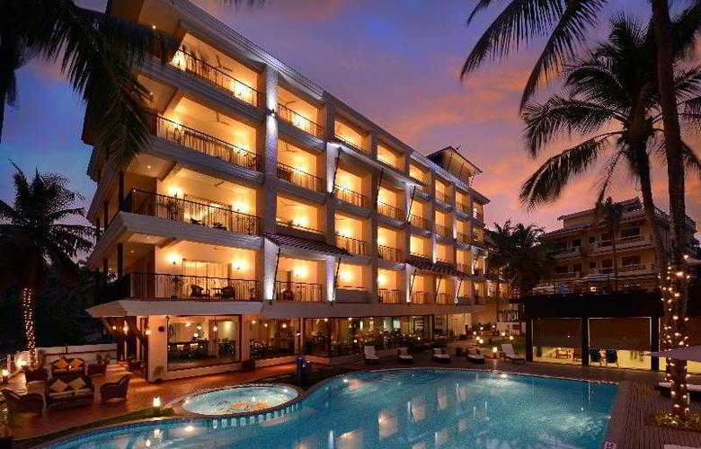Golden Tulip Goa - Hotel - 8