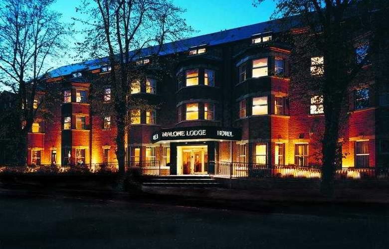 Malone Lodge Hotel - Hotel - 0