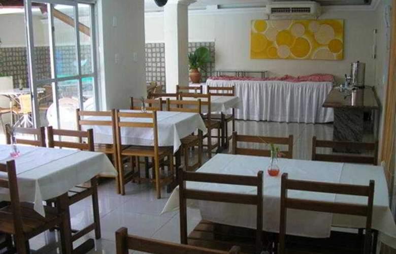 Tropico Praia Hotel - Restaurant - 4