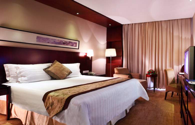 Howard Johnson Plaza Lingang Shanghai - Room - 2
