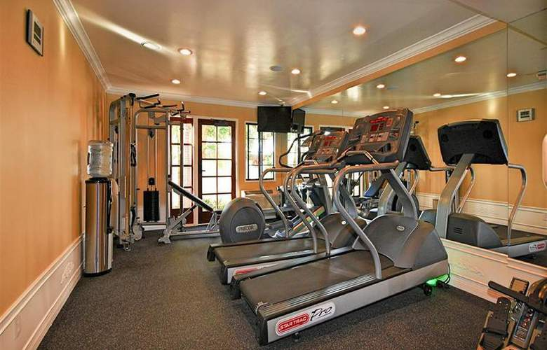 Best Western Plus Carpinteria Inn - Sport - 95