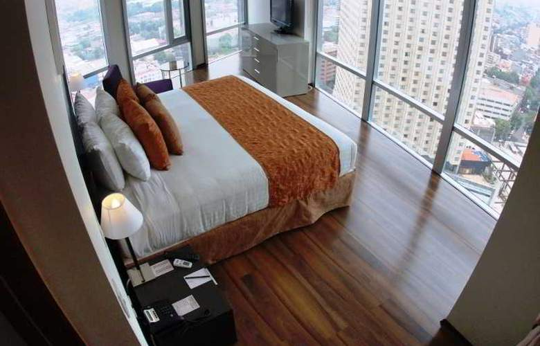 Plaza Suites Mexico City - Room - 11