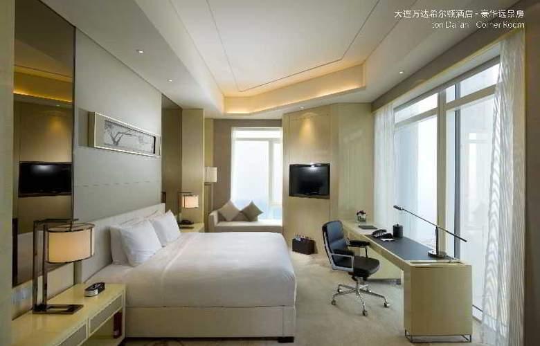 Hilton Wanda Dalian - Room - 26