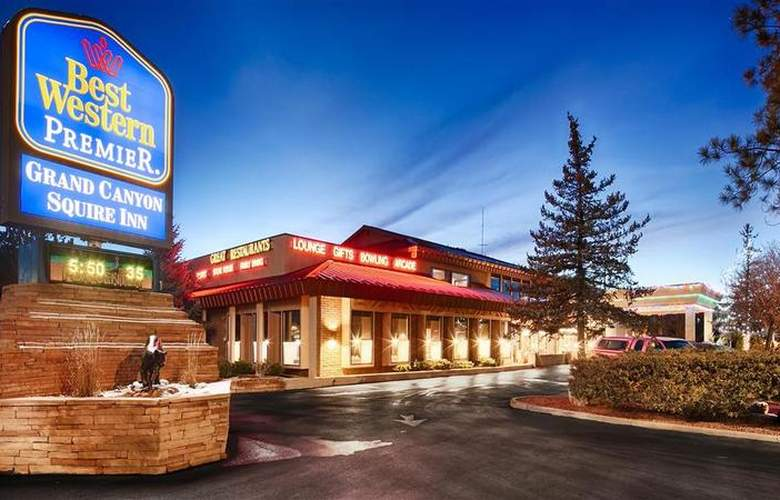 Best Western Premier Grand Canyon Squire Inn - Hotel - 31