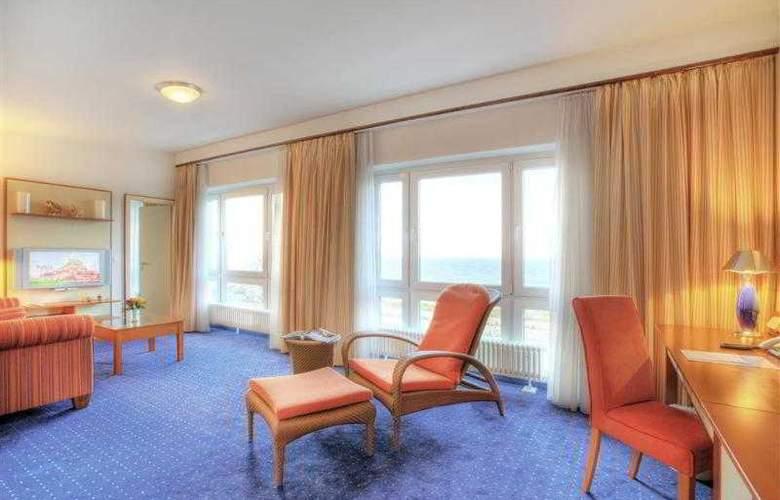 Best Western Hanse Hotel Warnemuende - Hotel - 7