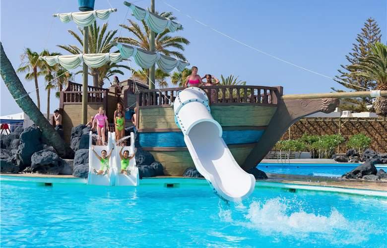 H10 Suites Lanzarote Gardens - Pool - 20