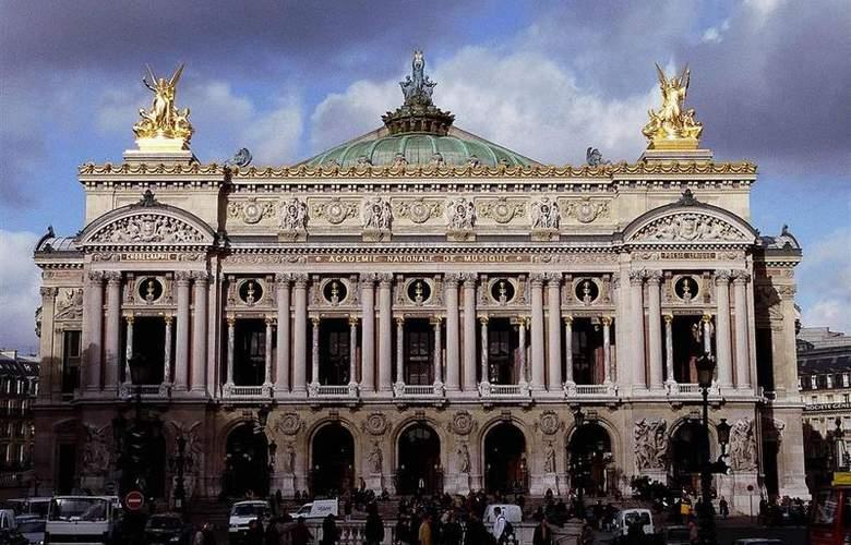 Mercure Paris Montmartre Sacre Coeur - Hotel - 15