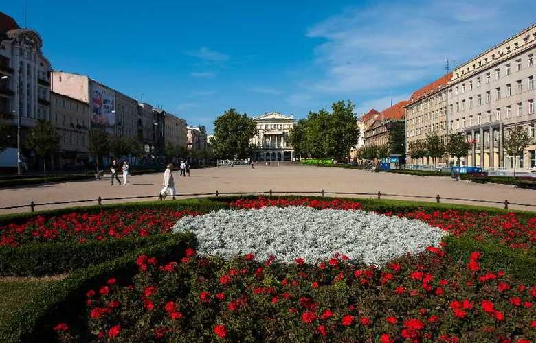 Hotel Wloski Business Centrum Poznan - Hotel - 11