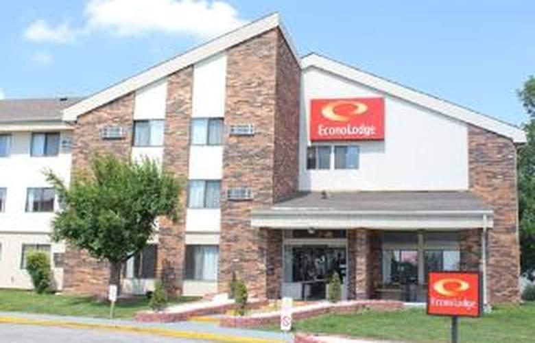 Econo Lodge Kansas City Downtown North - Hotel - 0
