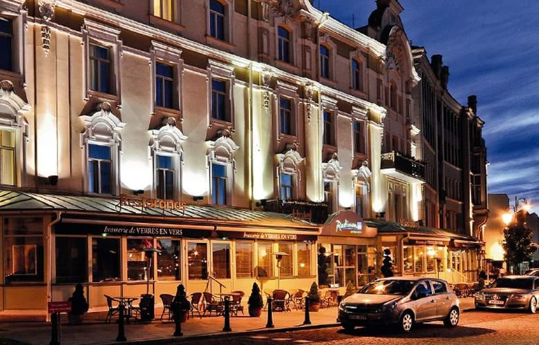 Radisson Blu Astorija Vilnius - Hotel - 0