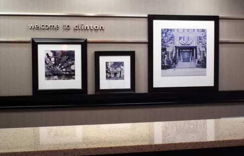 Hampton Inn Jackson- Clinton - Hotel - 3