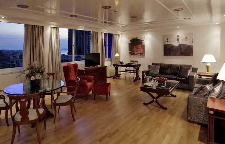 Piraeus Theoxenia - Room - 17