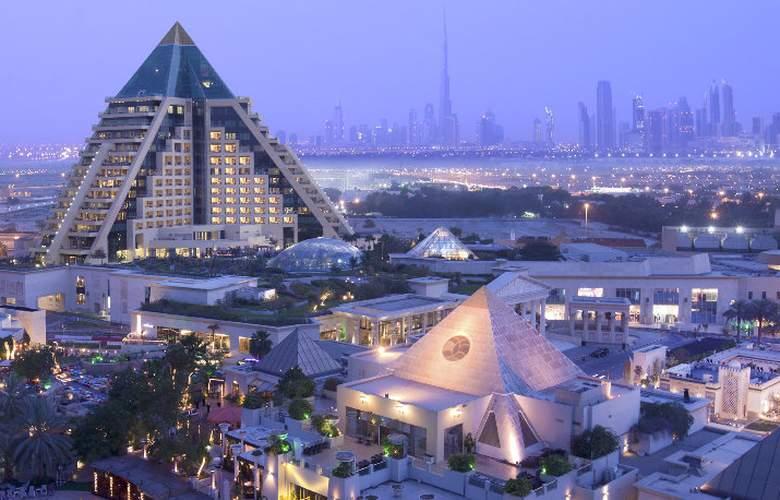 Raffles Dubai - Hotel - 9