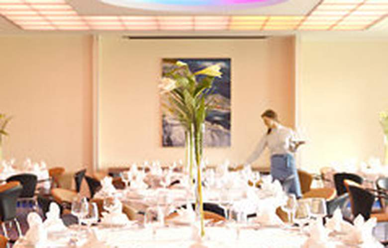 Cork International Airport Hotel - Restaurant - 9