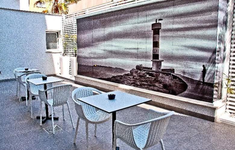 BQ Amfora Beach - Terrace - 23
