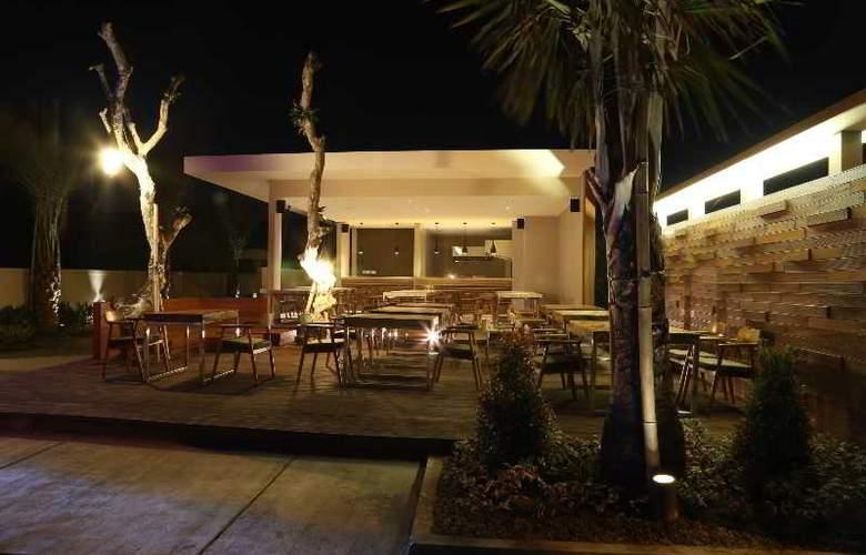 Uppala Villa & Spa Umalas - Restaurant - 4